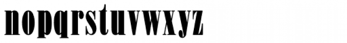Penny Font LOWERCASE