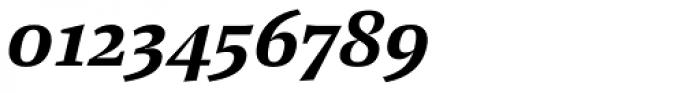 Pensum Pro Bold Italic Font OTHER CHARS