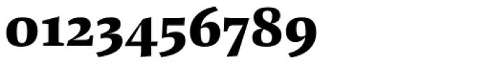 Pensum Pro ExtraBold Font OTHER CHARS