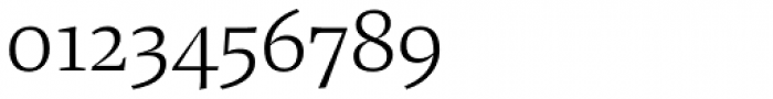 Pensum Pro Light Font OTHER CHARS