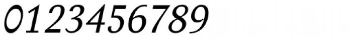 Pentagraf Italic Font OTHER CHARS