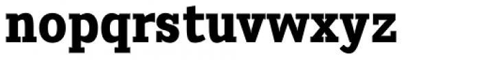 Pentay Black Font LOWERCASE