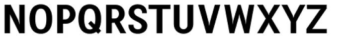 Pentay Sans Bold Font UPPERCASE
