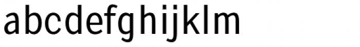 Pentay Sans Book Font LOWERCASE