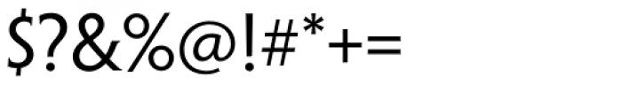 Penumbra Half Serif Std Reg Font OTHER CHARS