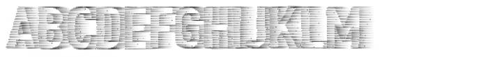 Peperoncino Sans Fast Font UPPERCASE