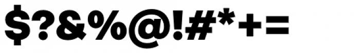 Pepi Heavy Font OTHER CHARS