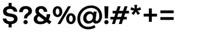 Pepi Semi Bold Font OTHER CHARS