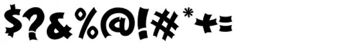 Pepino Font OTHER CHARS