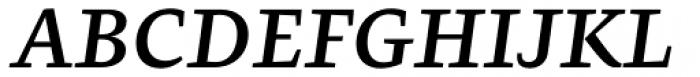 Pepone BookBold Italic Font UPPERCASE