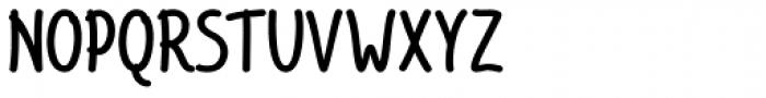 Peppo Condensed Regular Font UPPERCASE