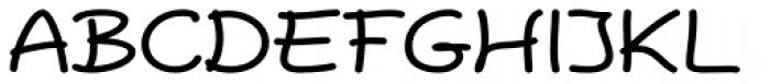Peppo Expanded Regular Font UPPERCASE