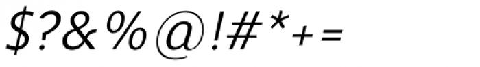 Perec Blanca Italica Font OTHER CHARS