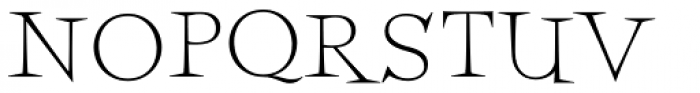 Perfect Magic Font UPPERCASE