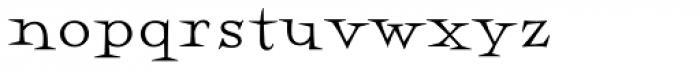 Perfect Magic Font LOWERCASE
