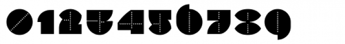 Perfopunto 4F Font OTHER CHARS