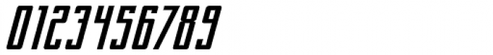 Perils Of Piekos BB Italic Font OTHER CHARS