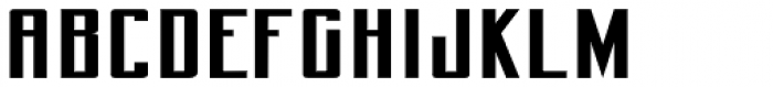 Perils Of Piekos Extended BB Font UPPERCASE