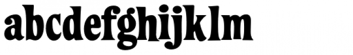Periwinkle Font LOWERCASE