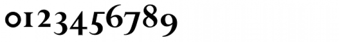 Perpetua Bold Oldstyle Figures Font OTHER CHARS
