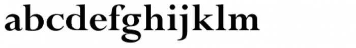 Perpetua Bold Oldstyle Figures Font LOWERCASE