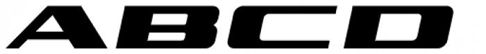 Personalization Oblique Font LOWERCASE