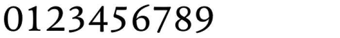 Pesaro Regular Font OTHER CHARS
