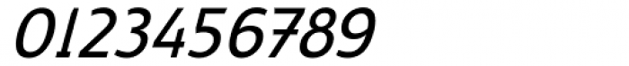 Pescara Italic Font OTHER CHARS