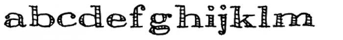 Pesto Font LOWERCASE