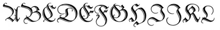 Peter Schlemihl Font UPPERCASE