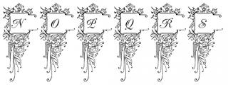 Peterlon Special Font UPPERCASE