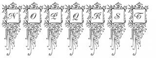 Peterlon Font UPPERCASE