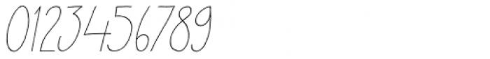 Petit Oiseau Italic Font OTHER CHARS