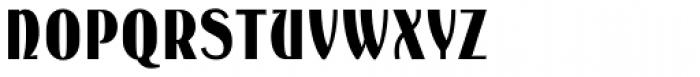 Petrarka ML Font UPPERCASE
