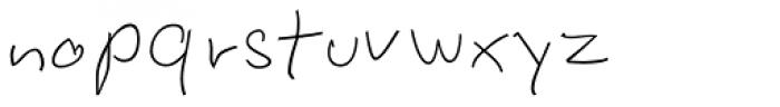 Petroglyph EF Regular Font LOWERCASE