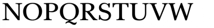 Pevensey 2 DemiBold Font UPPERCASE