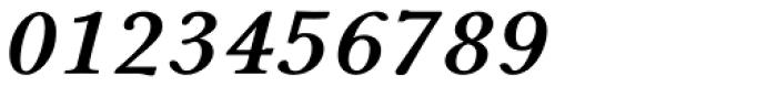 Pevensey 4 ExtraBold Italic Font OTHER CHARS