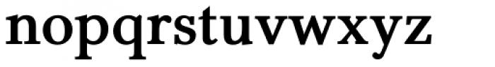 Pevensey 4 ExtraBold Font LOWERCASE
