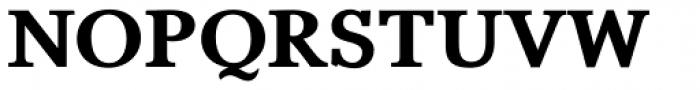Pevensey 6 ExtraHeavy Font UPPERCASE