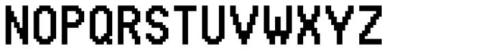 Pexico Narrow Font UPPERCASE