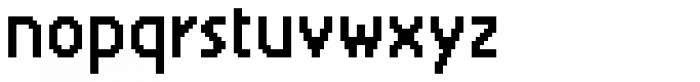 Pexico Narrow Font LOWERCASE