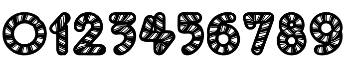Pfeffermintz Font OTHER CHARS