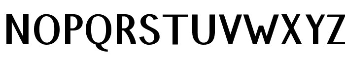 Pfennig Bold Font UPPERCASE