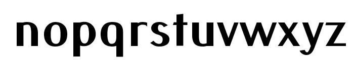 Pfennig Bold Font LOWERCASE