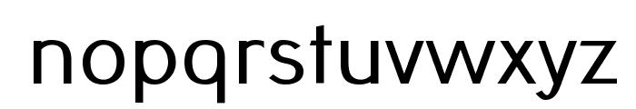 Pfennig Font LOWERCASE