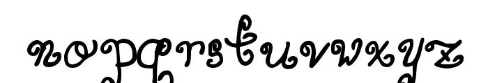 pf_xmas_gator Font LOWERCASE