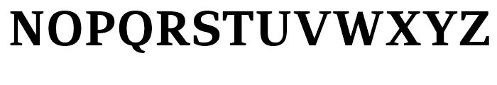 PF Adamant Bold Font UPPERCASE