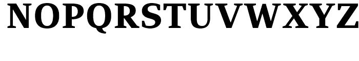 PF Adamant ExtraBold Font UPPERCASE