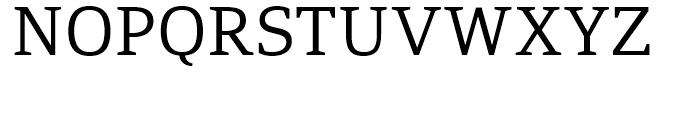 PF Adamant Light Font UPPERCASE