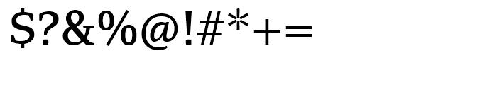 PF Adamant Medium Font OTHER CHARS